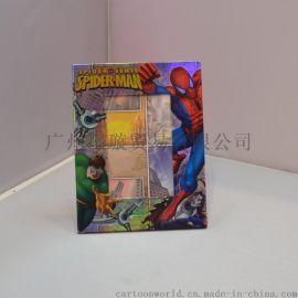 """儿童卡通4*6""""公主蜘蛛侠相框 相架"""