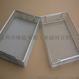 不锈钢304网篮网筐 可置物