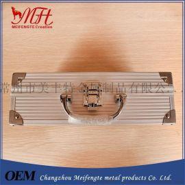 仪器铝箱展示仪器箱 工具箱 铝合金箱 展会器材箱 五金产品展示箱