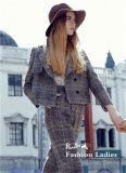 品牌折扣尾貨朗文斯汀一手貨源就到廣州明浩折扣女裝