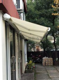 铝合金伸缩遮阳防晒挡雨篷棚窗蓬露台阳台棚杜亚电机