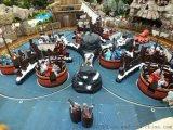 水上乐园设备、旋转水战、大型游乐设备