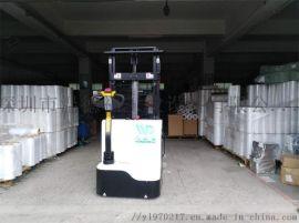 沙井温德福低价出售批发全电动托盘堆高车