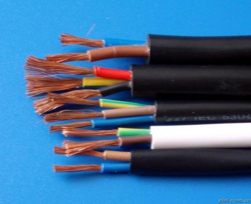 WDZ-KYJFEP辐照交联低烟无卤阻燃控制电缆