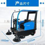 雲南省昆明工廠車間地面掃地機清洗機駕駛式掃地機