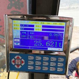 新疆铲车电子秤 库尔勒50装载机秤 电子磅厂家