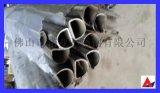 上海专业生产多规格不锈钢D型管,不锈钢面包管