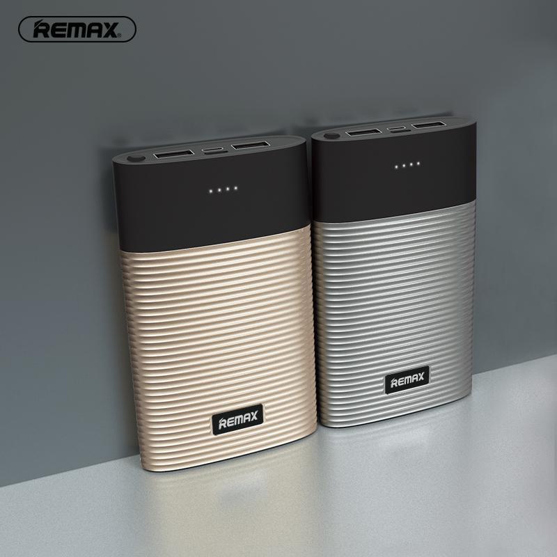 Remax香水移動電源10000mAh通用聚合物電芯手機便攜  充電寶