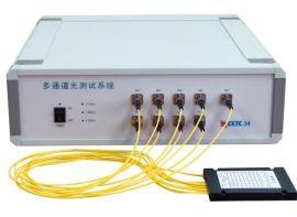 大为通信 PLC多通道多路光器件测试系统