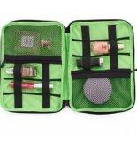 厂家供应 女士洗漱化妆包整理收纳包 多功能便携旅行收纳化妆包