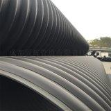 四川成都HDPE鋼帶增強螺旋波紋管