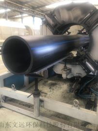 sdr17给水用pe100级管道-小口径大口径管材-山东文远环保科技股份有限公司