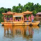 廣西山西海南供應8米畫舫船,旅遊觀光船,農家餐飲船,休閒娛樂船