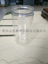 广东食品塑料包装罐厂家定制加工