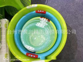 塑料脸盆模具 塑料桶 模具 托盘模具