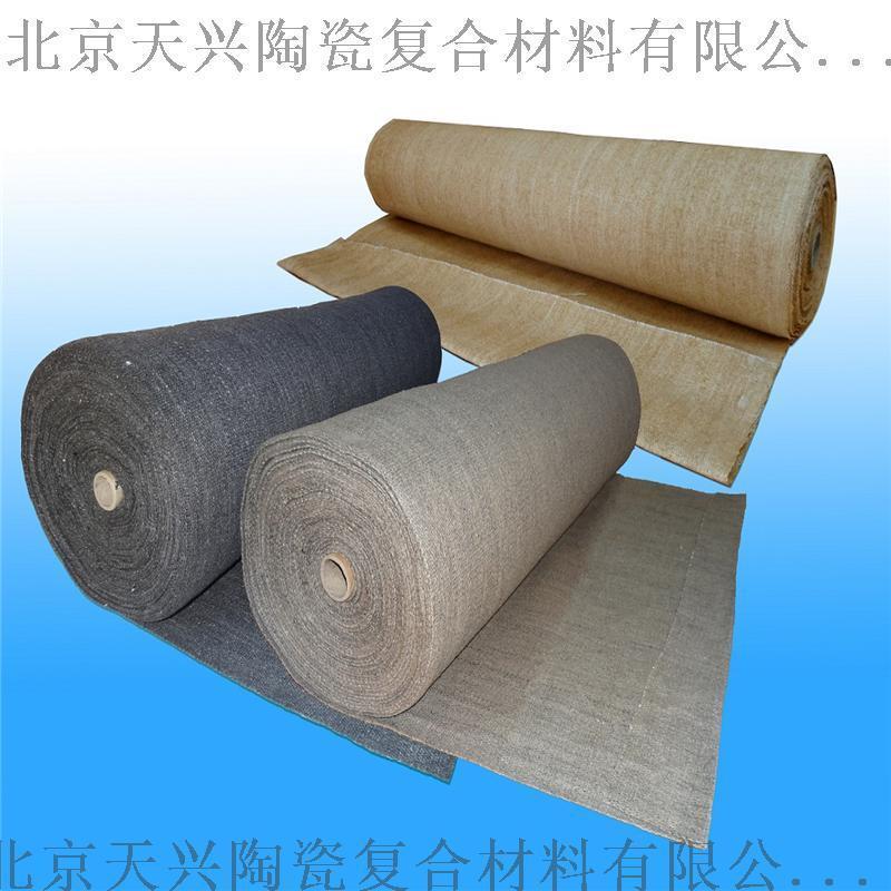 天兴 陶瓷纤维烧结布,无烟陶纤布,硅酸铝烧结布