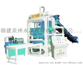 广东透水砖生产线 河南空心砖设备 郑州高效变频免烧砖机供应商
