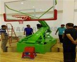 漳州公司生產遙控電動液壓籃球架多錢一副