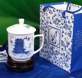 厂家生产定制陶瓷茶杯 会议茶杯 小号茶杯 颜色釉茶杯