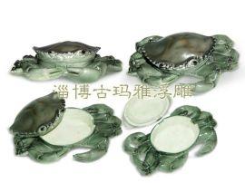 夏威夷海蟹烟灰缸