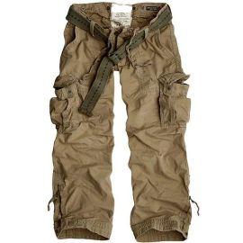 2016时尚男士全棉水洗多袋裤