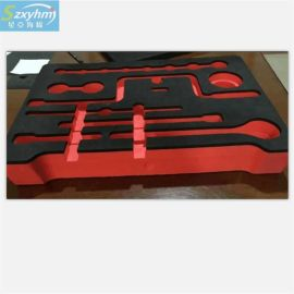 高發泡EVA精美禮品盒 雕紋定位禮品包裝內託