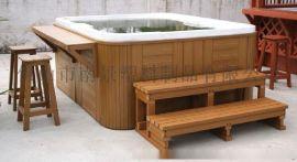 南景NJ012   PS塑木浴缸框架