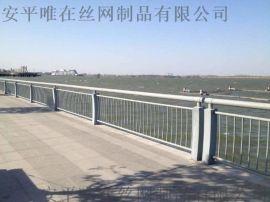 复合管防撞不锈钢桥梁栏杆河道防护桥梁护栏