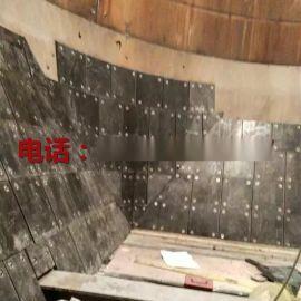 阻燃耐磨煤仓衬板 自润滑滑槽衬里高分子板