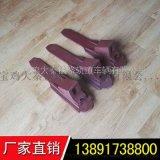 铁鞋红色电控三防止轮器EKTX-60带链