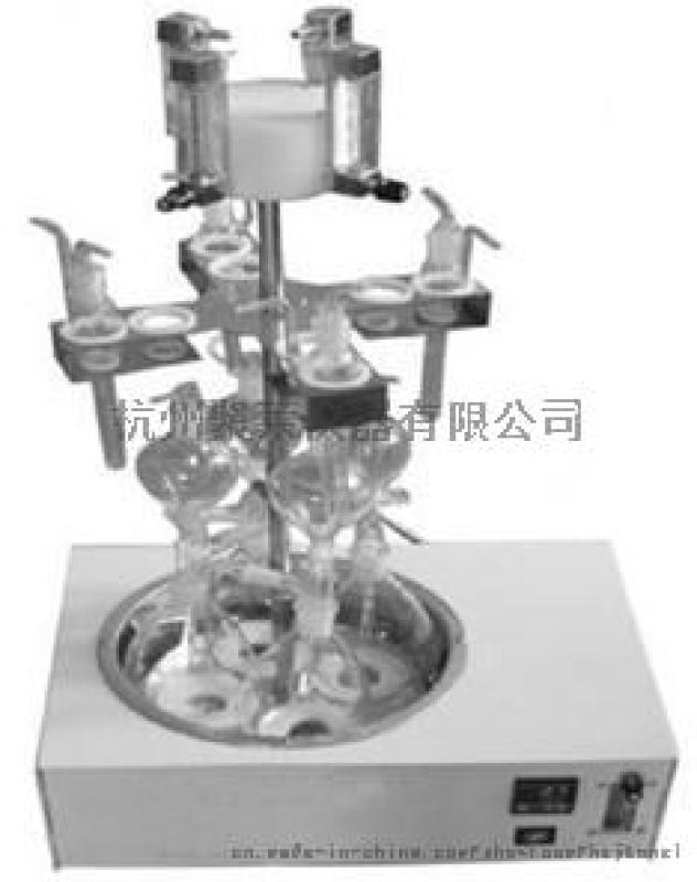 水质硫化物吹气扫JT-DCY-4S