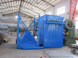 布袋式仓顶空气除尘器滤筒吸尘器脉冲滤筒式