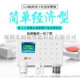 GSM/WIFI 家用防盗报警器