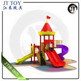 大型戶外兒童組合滑梯,小區房地產公園,幼兒遊樂設備