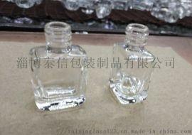 玻璃瓶高白料棕色瓶