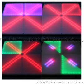 LED跳舞地板灯LED地砖灯 T台砖舞台灯