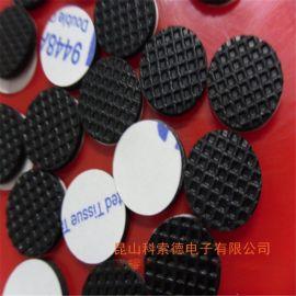 宁波硅胶自粘胶垫、单面背胶硅胶垫、硅胶防滑垫片