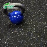 厂家直销健身房橡胶地板卷材耐磨防滑减震消音