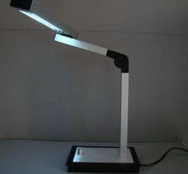 MT-506银色 现代LED工作台灯