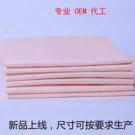 產婦護理牀墊產祿墊成人護理墊粉色白色藍色pe膜60*90cm可定制OEM