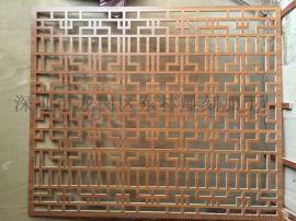 南京雕刻厂家专业定制环保多层生态板镂空中式通花板