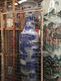 天津河北周边开业木质大小摆件陶瓷落地大花瓶