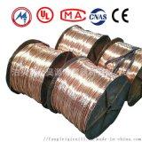 进出口铜包钢圆线导电性能好耐腐蚀寿命长达30年