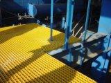 电镀厂玻璃钢排水沟格栅  无害