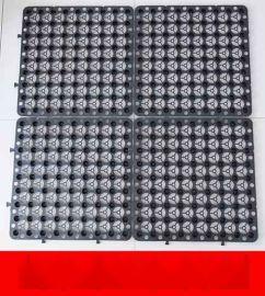 陕西排水板报价,建筑用车库顶板塑料凸片