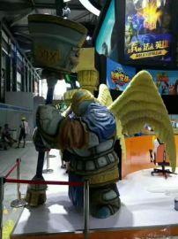 上海泡沫PU雕塑  玻璃鋼雕塑 大型展會道具