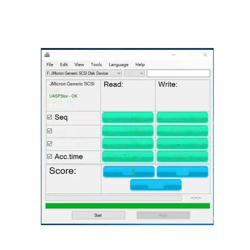 鑫愿Msata固态SSD铝合金移动硬盘盒笔记本M-SATA移动硬盘盒usb3.1