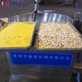 鑫富供应,玉米膨化爆米花机,栗子四爪行星搅拌炒锅