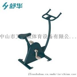 佛山舒华小区路径器材/室外健身车/斜躺健身车