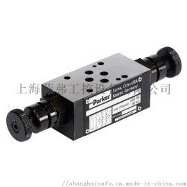 FM3DDSV51派克单向节流阀